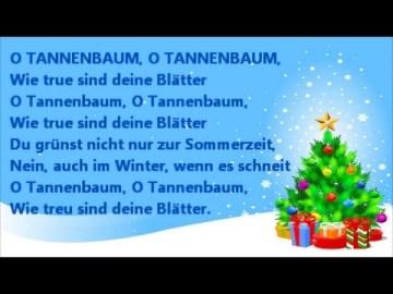 Tannenbaum Der Schneit.Memories Of Christmases Gone By Coconut Tales